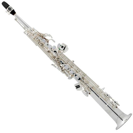 Selmer (Paris) Jubilee Series II Soprano Saxophone - Silver Plating