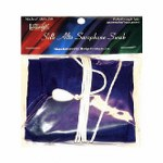 Hodge Tenor Saxophone Silk Swab - Multiple Colors