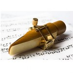 Francois Louis Pure Brass Series Ligatures - Pure Brass Finish