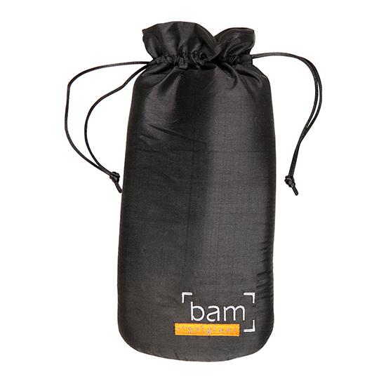 BAM Silk Mouthpiece Pouch - Small - Clarinet, Soprano Sax, Alto Sax, Tenor Sax
