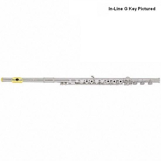 Armstrong 800 Series Intermediate Flute - B Foot & Offset G