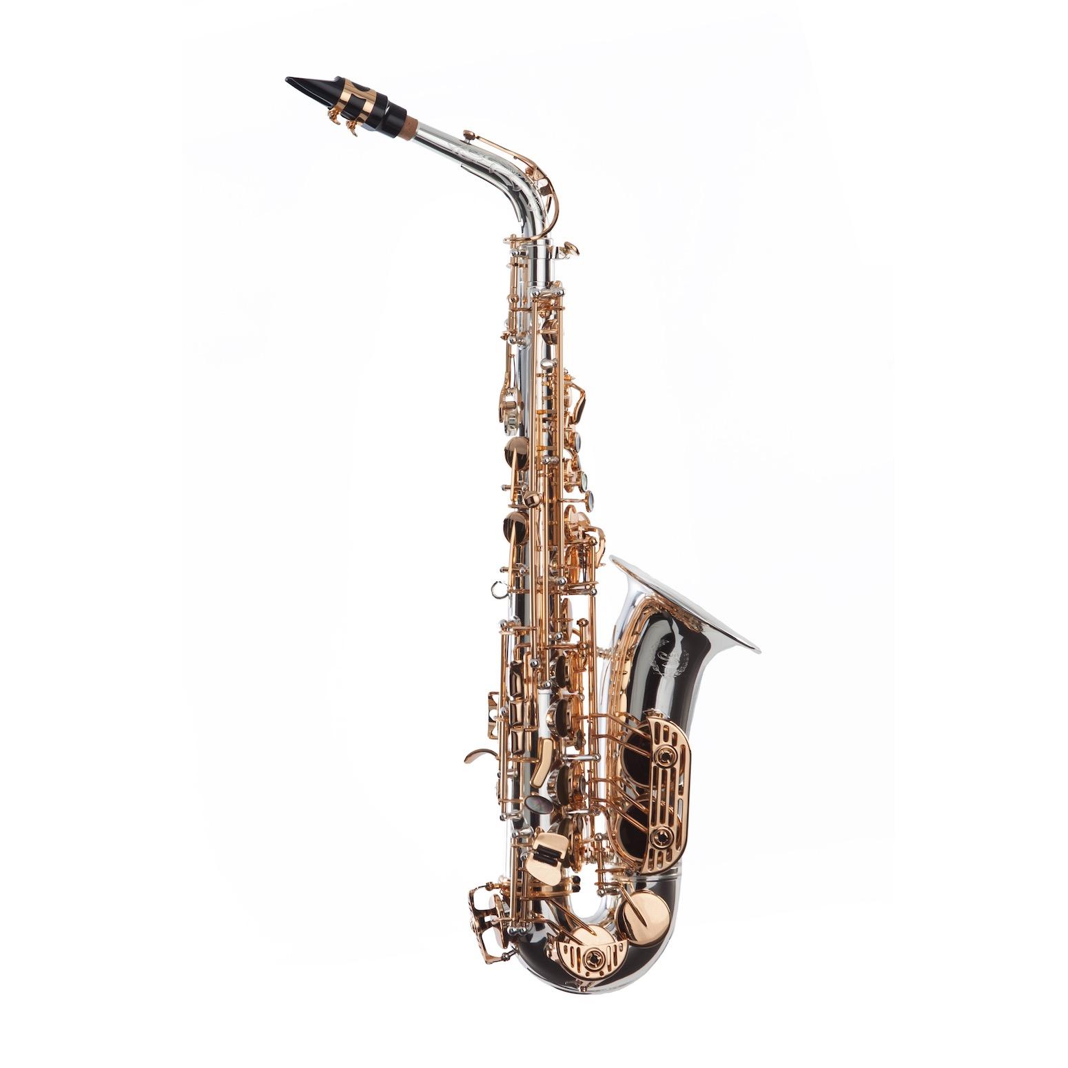Dakota Alto Saxophone - Multiple Finishes Available!