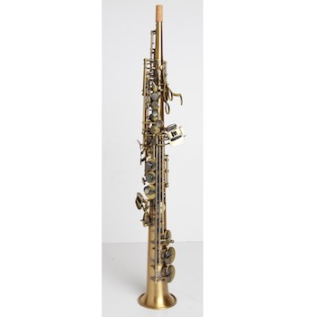 Dakota Soprano Saxophone - Anique Finish