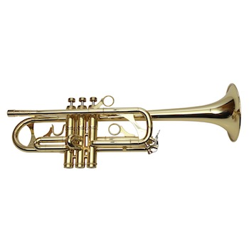 Phaeton Professional C Trumpet - Multiple Finishes Available!