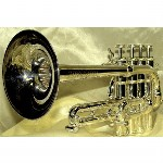Phaeton Piccolo Trumpet - Multiple Finishes Available!