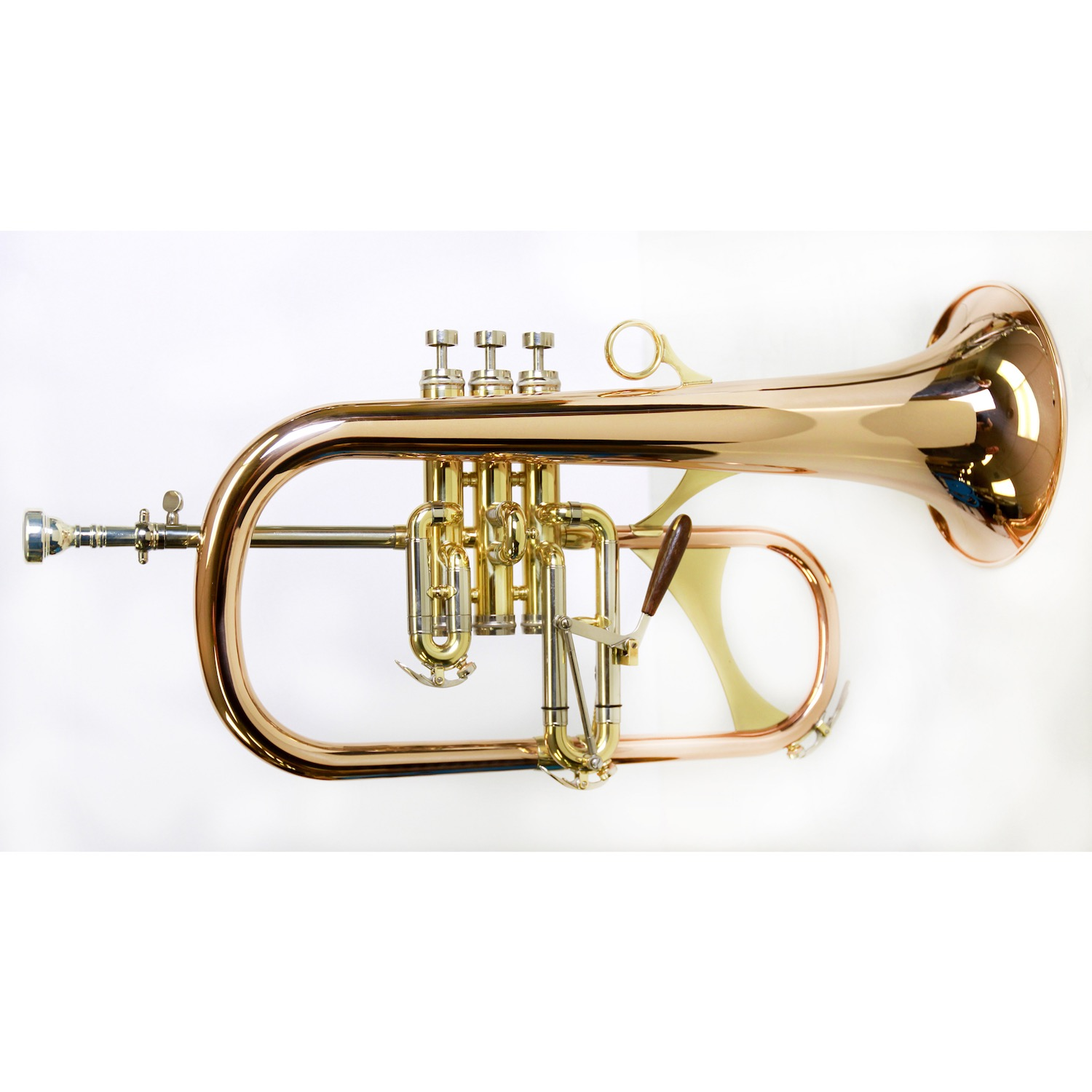Phaeton Professional Flugelhorn - Multiple Finishes Available!
