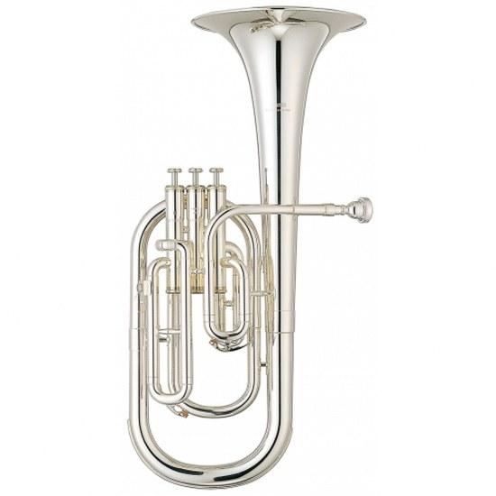 Yamaha Standard Eb Alto Horn [Silver-plated]