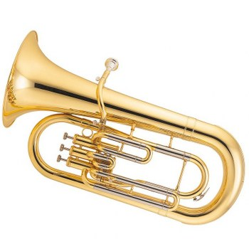 Jupiter Deluxe Upright Bell Euphonium