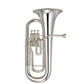 Yamaha Standard Bb Euphonium [Silver-plated]