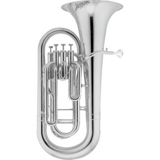 Jupiter Intermediate Euphonium - Silver Plating - INSTANT REBATE SHOWN IN CART (PLUS GIFT CARD FOR SAME VALUE INCLUDED)