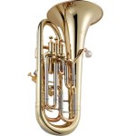 Jupiter Intermediate Non-Compensating Euphonium - Lacquer Finish + $100 GIFT CARD