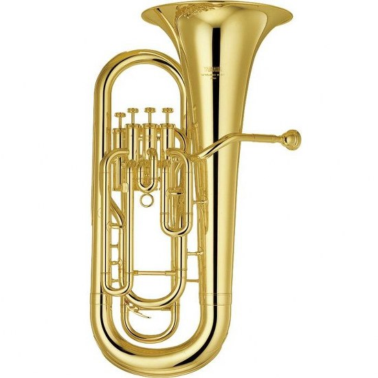 Yamaha Intermediate Bb Four-Valve Euphonium