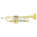 Yamaha Xeno II Professional Bb Trumpet - Large Bore - Newly Redesigned!