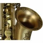 """LA Sax BIG LIP """"X"""" Tenor Saxophone - Vintage Matte"""