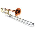 Jupiter Performance Trombone [Rose Brass Bell] + $75 GIFT CARD