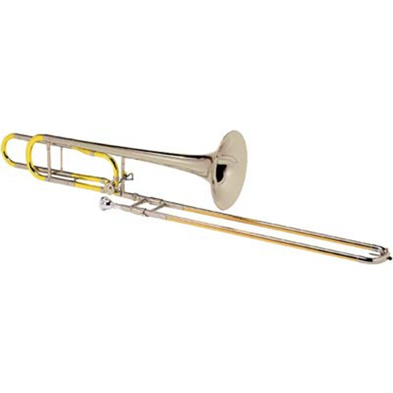 Conn 88H Tenor Trombone - Sterling Silver Bell