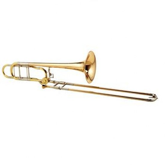 "Conn 88H Tenor Trombone - 9"" Rose Brass Bell/CL2000 Rotor"