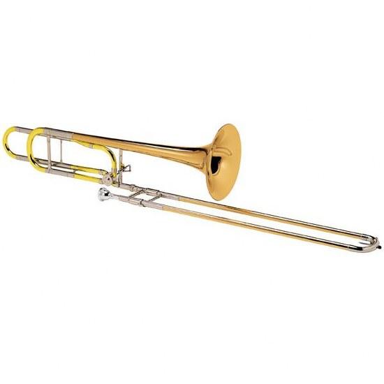 "Conn Professional Tenor Trombone [9"" Rose Brass Bell/Open Wrap]"