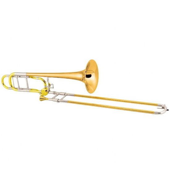 Conn Professional Tenor Trombone [Sterling Silver Bell/CL2000 Rotor]