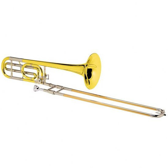 Conn Professional Tenor Trombone [Yellow Brass Bell]