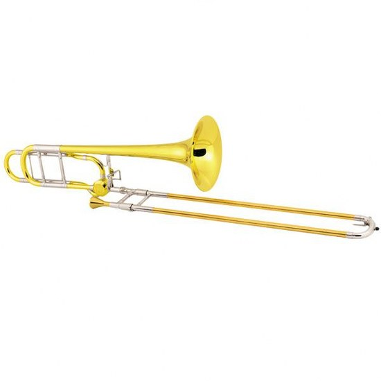 Conn Professional Tenor Trombone [Yellow Brass Bell/CL2000 Rotor]