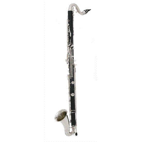 John Packer Bass Clarinet - Low C