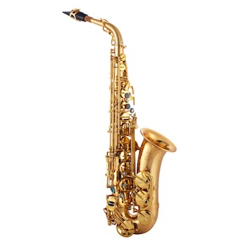 John Packer Deluxe Alto Saxophone - Multiple Finishes