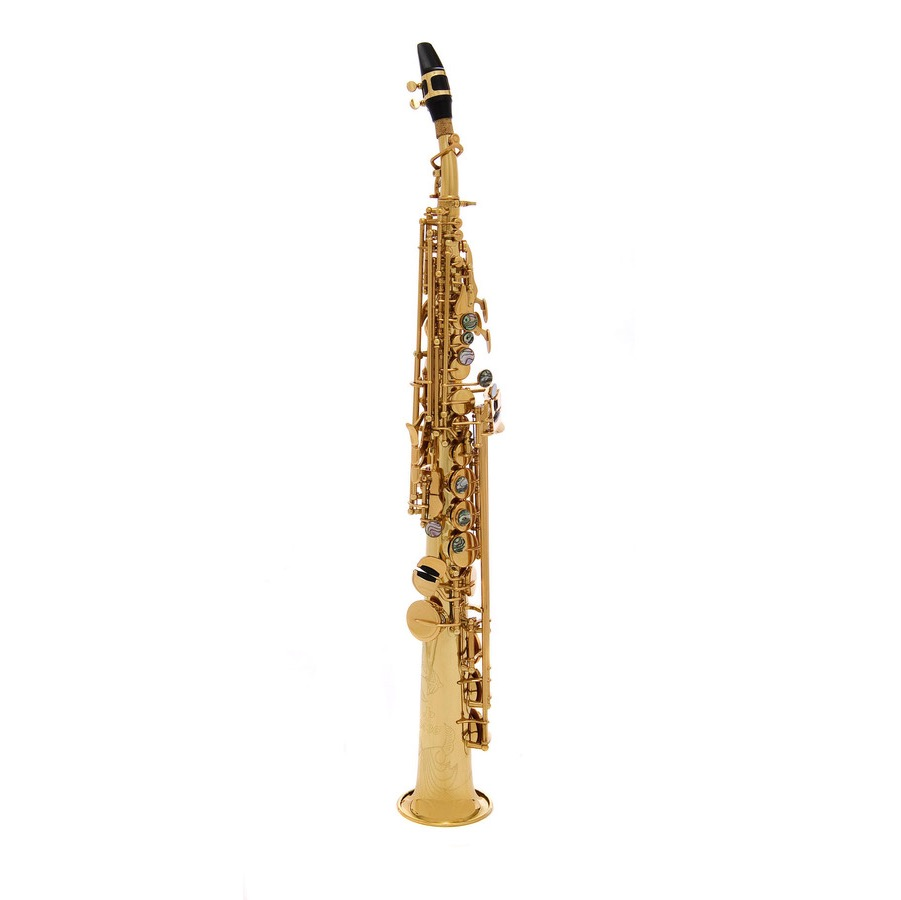 John Packer Deluxe Soprano Saxophone - Multiple Finishes
