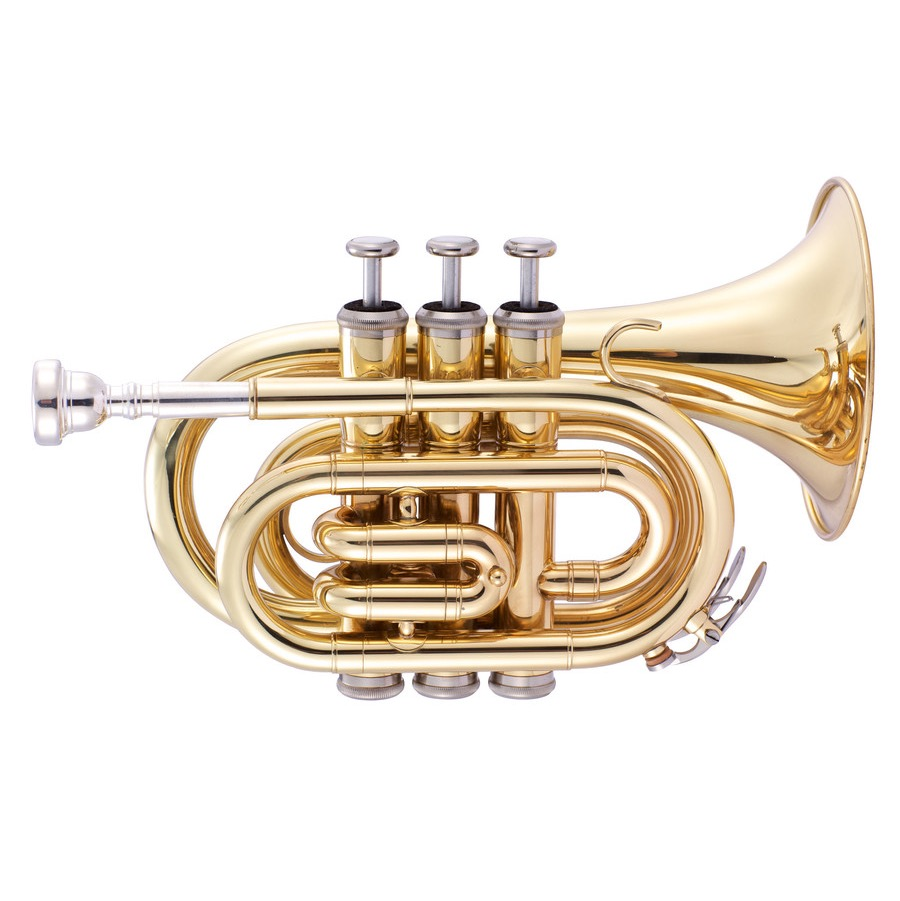 John Packer Pocket Trumpet - Multiple Finishes!