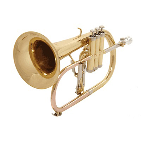 John Packer Deluxe Flugelhorn - Multiple Finishes