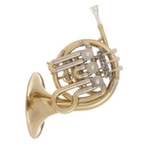 John Packer Mini Horn in Bb