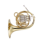 John Packer Child Size French Horn in F