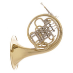 John Packer Child Size Compensating French Horn in Bb/F