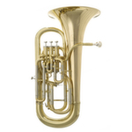 John Packer Sterling Professional Euphonium - Multiple Finishes
