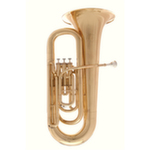 John Packer MKII Mini Eb Tuba - Multiple Finishes