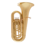 John Packer MKII Mini Bb Tuba - Multiple Finishes