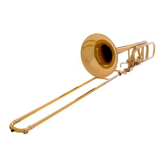 John Packer Bass Trombone - Multiple Finishes