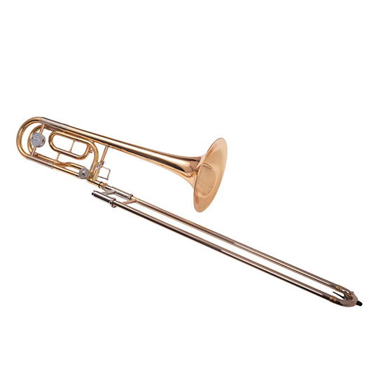 John Packer Rath Intermediate Medium-Large Bore Bb/F Trombone - Multiple Finishes