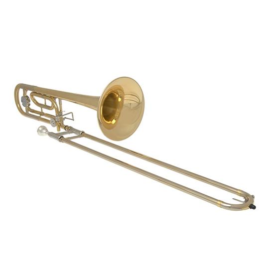 John Packer Rath Intermediate Large Bore Bb/F Trombone - Multiple Finishes