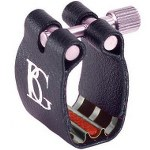 BG Revelation Silver Clarinet Ligature and Cap