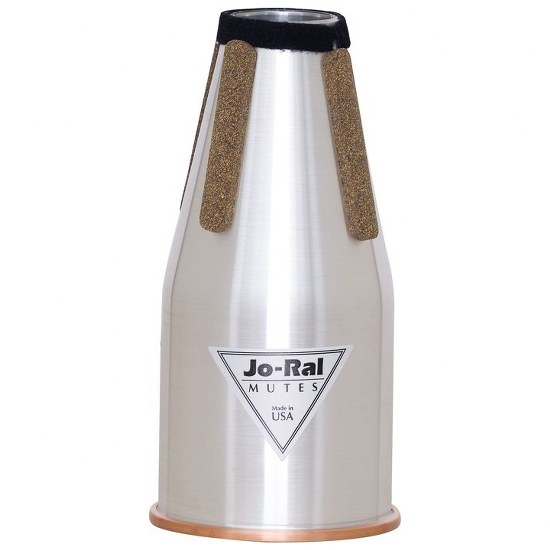Jo-Ral French Horn Straight Mute - Copper Bottom