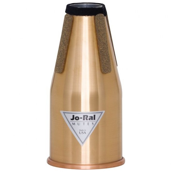 Jo-Ral French Horn Straight Mute - All Copper