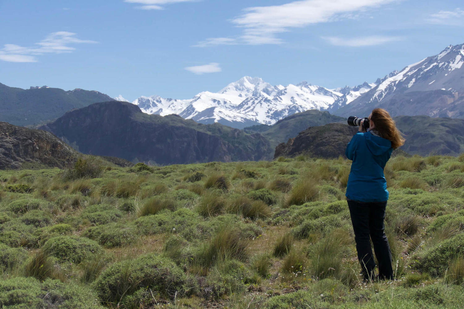 Photographing the landscapes of Parque Patagonia