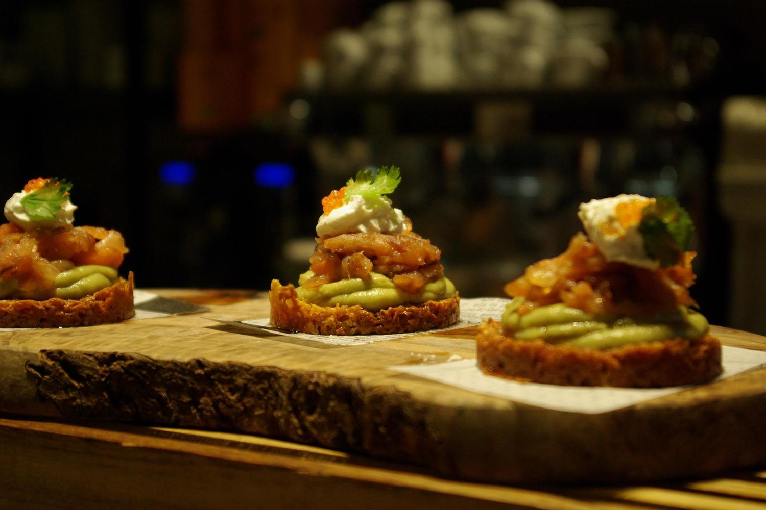 Create your own delicious pintxos in Pamplona