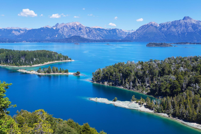 Nahuel Huapi lake Bariloche, Argentina