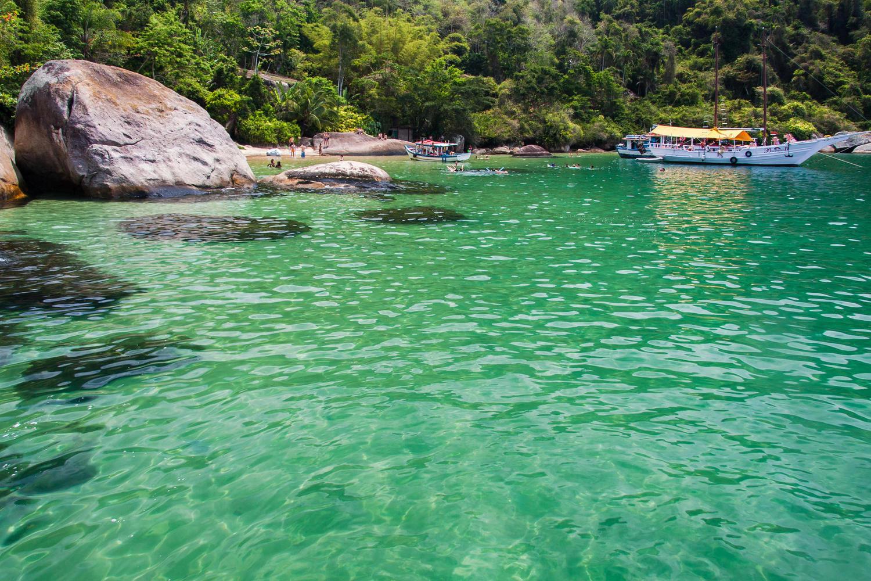 Schooner trips around Paraty Bay are a great idea