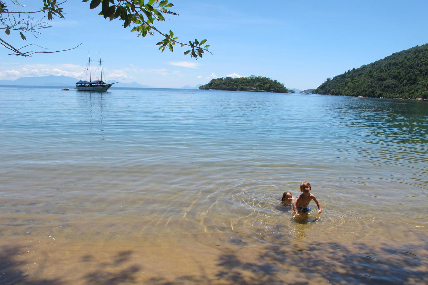 Beaches which are great for small kids to play
