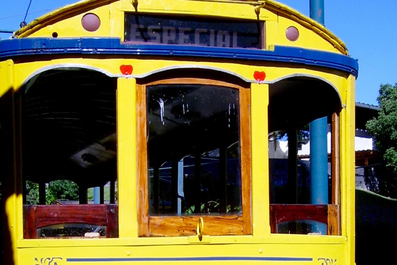 Tram in Santa Teresa, Rio