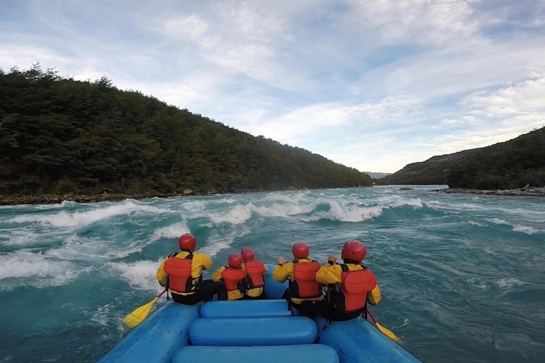 Rafting the Baker River