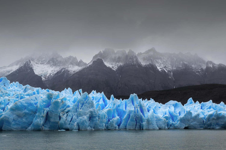 Torres del Paine's Grey Glacier